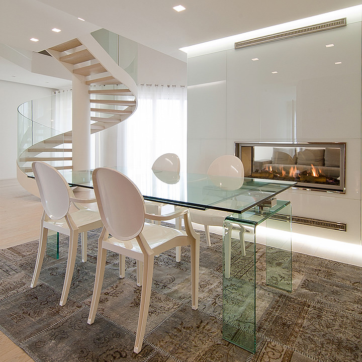 helicoidal staircase