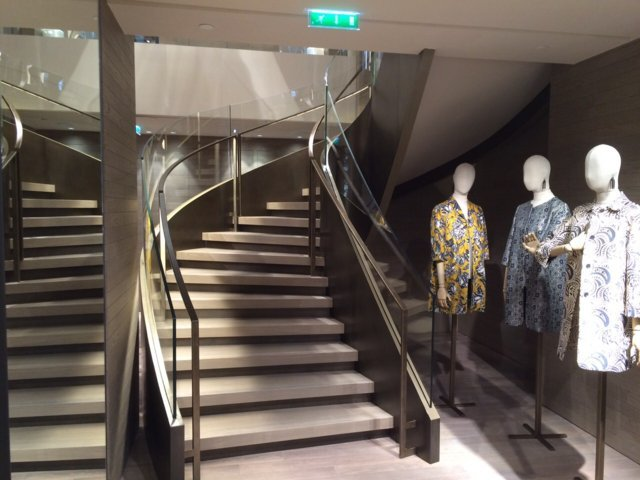 Escalier hélicoïdal