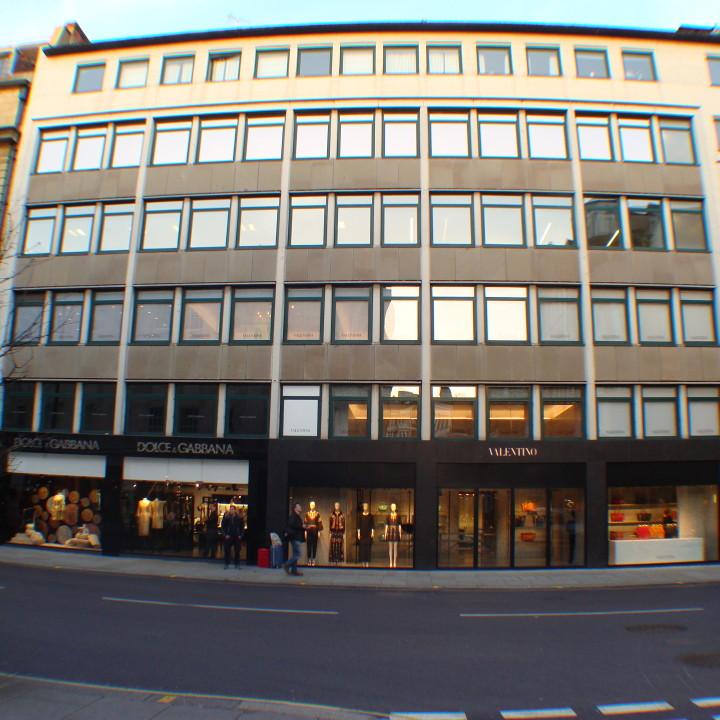 facciata boutique Valentino – London1-720x720