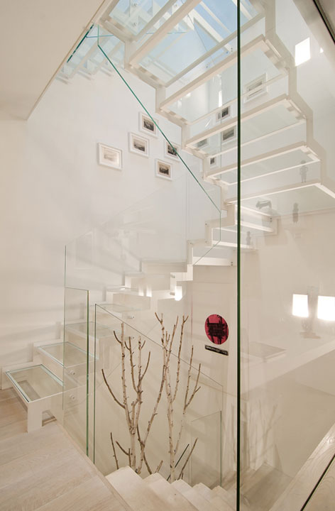 scala casa privata padova02
