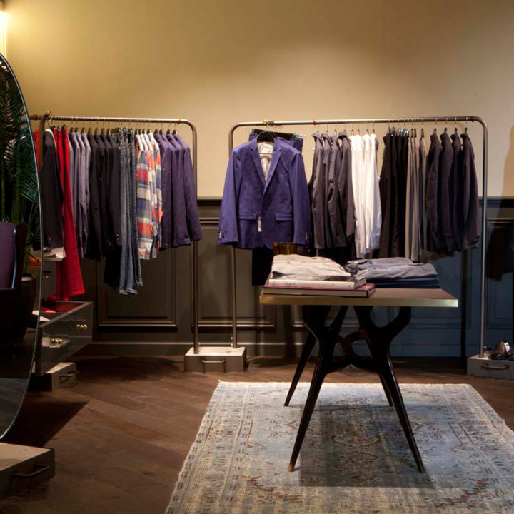 Arredamento negozi Sisley a Padova in Veneto | NIVA