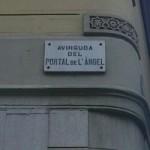 Arredamento negozio AW LAB – Barcellona