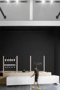 House of Athlete interior architecture