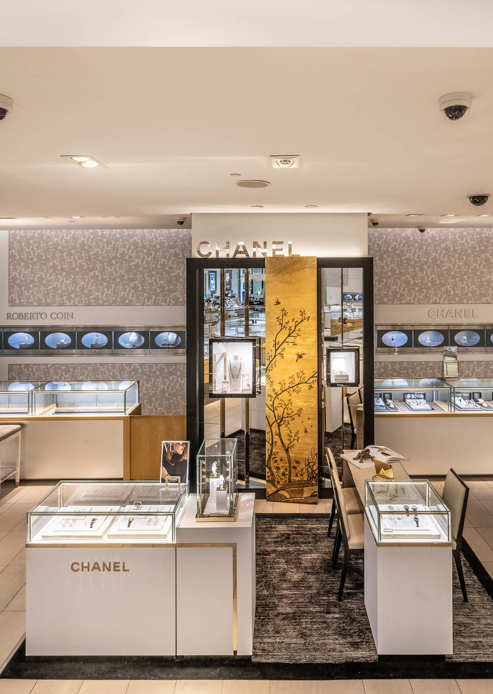 Chanel retailinteriors