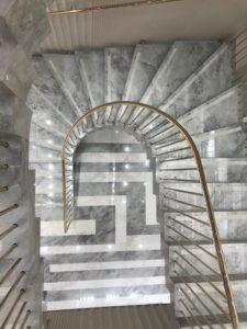 Paris staircases