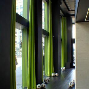 Facciata negozio Bikkembergs – Milano 3