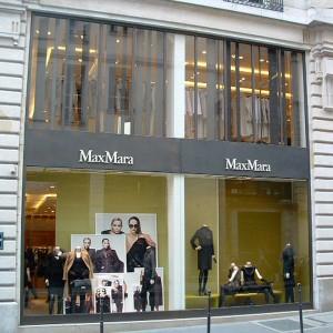 Infissi Max Mara – Parigi